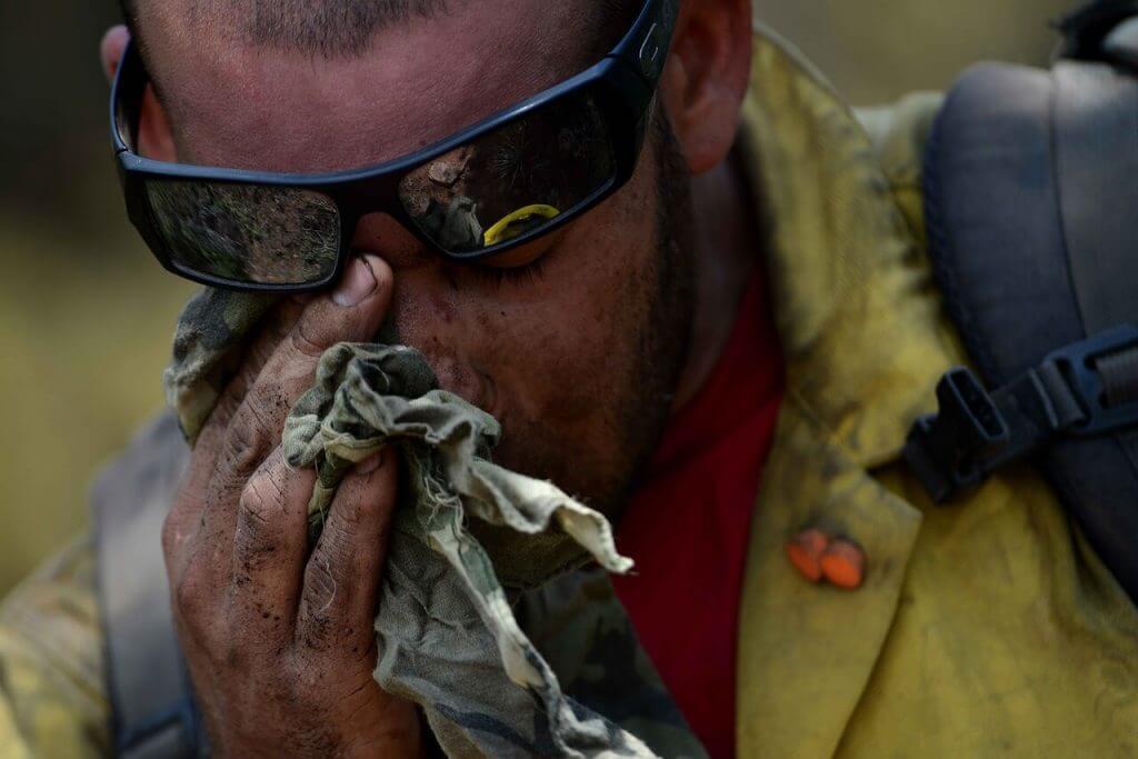 PTSD är mest känt för sin koppling till krig. Det handlar såväl om soldater som offer i krig.