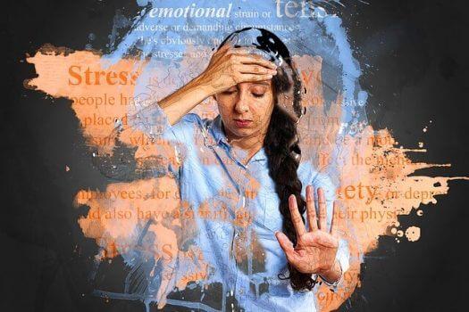 Sjukdomsgruppen stressyndrom har det gemensamt för alla underdiagnoser att de har uppstått som en följd av kraftig och/eller långvarig stress