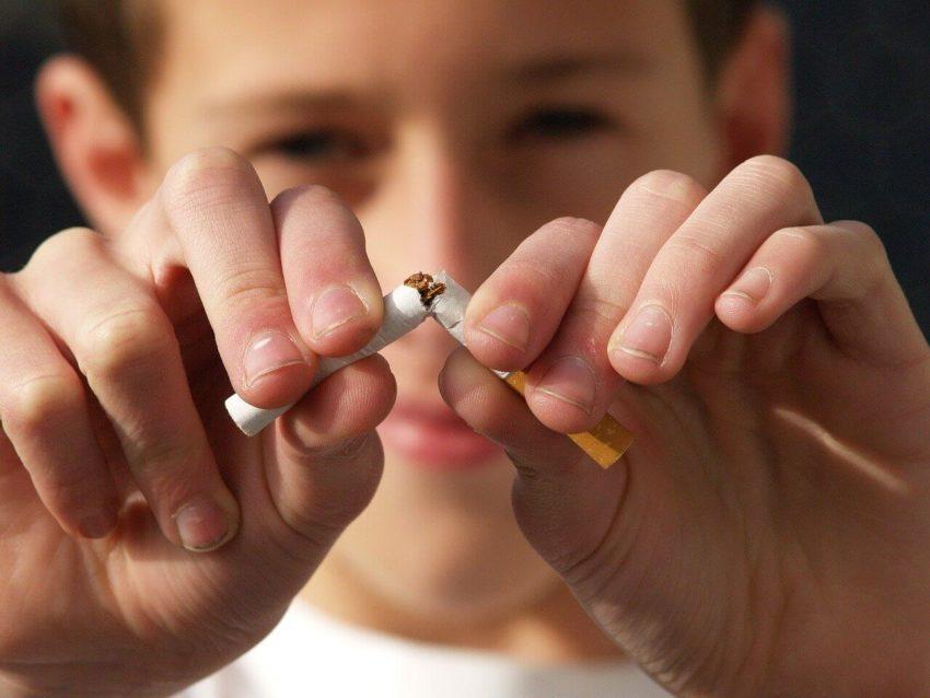 Dags att sluta röka Tips
