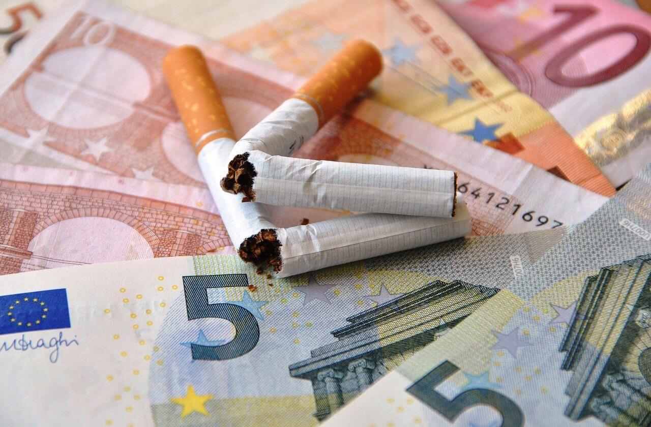 Rökning är ett mycket dyrt missbruk! Använd de pengar du sparar på att vara rökfri till att ge dig själv olika belöningar.